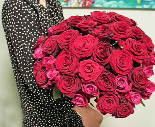 Доставка цветов по Киеву круглосуточно
