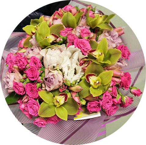 Киев заказ цветов с доставкой