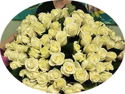 Delivery of bouquets in Kyiv