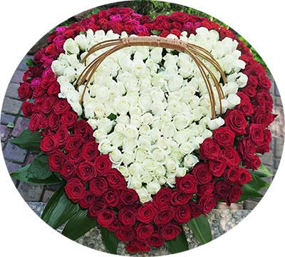 Цветы с доставкой в районе Липки
