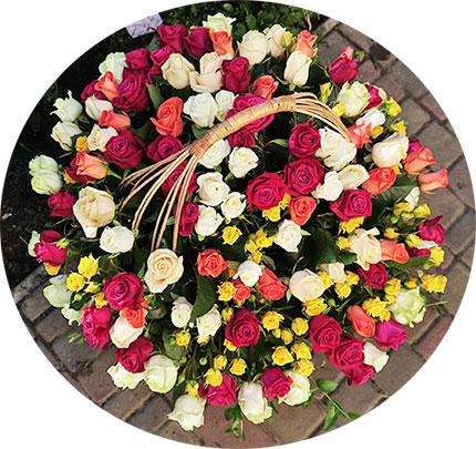 Доставка цветов  ЖК А136 Highlight Tower, ЖК Лыбидь