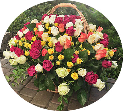 Flowers Kyiv delivery of bouquets