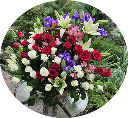 Доставка цветов ЖК Диброва Парк, ЖК Сырецкие Сады