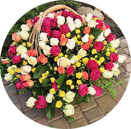 Flower shop Kiev