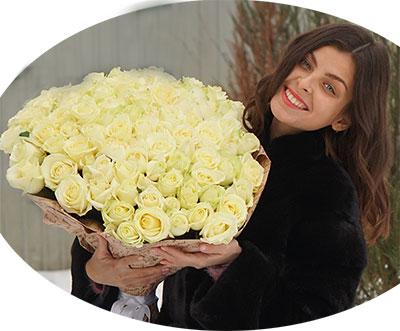 Заказать цветы Киев
