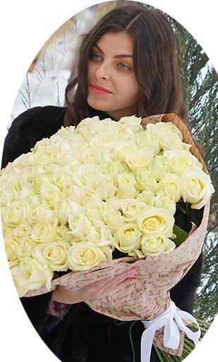 Доставка роз в Киеве
