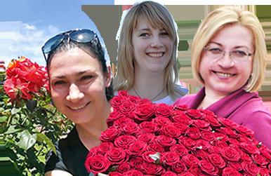 О нас: служба по доставке цветов в Киев Kvitochka