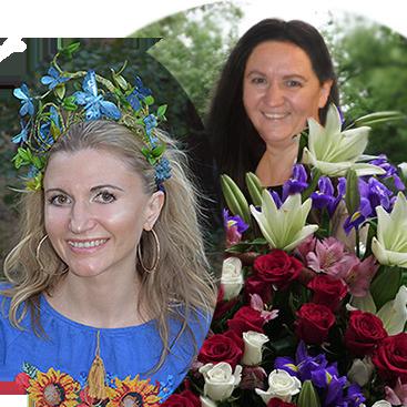 О нас: интернет-магазин по доставке цветов Киев Kvitochka