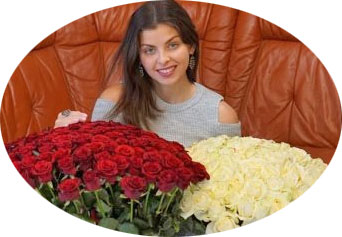 About us: flower delivery service Kiev Kvitochka