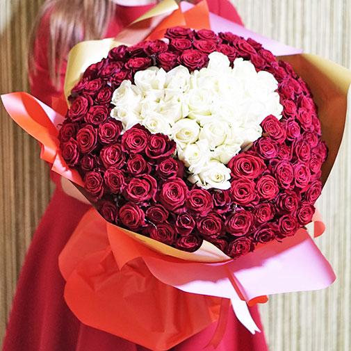 Заказать цветы в офис киев, букет цветов 1000 роза фото