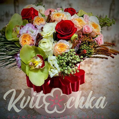 Купить дешево цветы киев подарок боссу женщине на день рождения