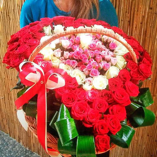 Доставка цветов сердец киев троещина