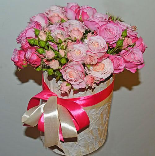 Цветы к 14 февраля
