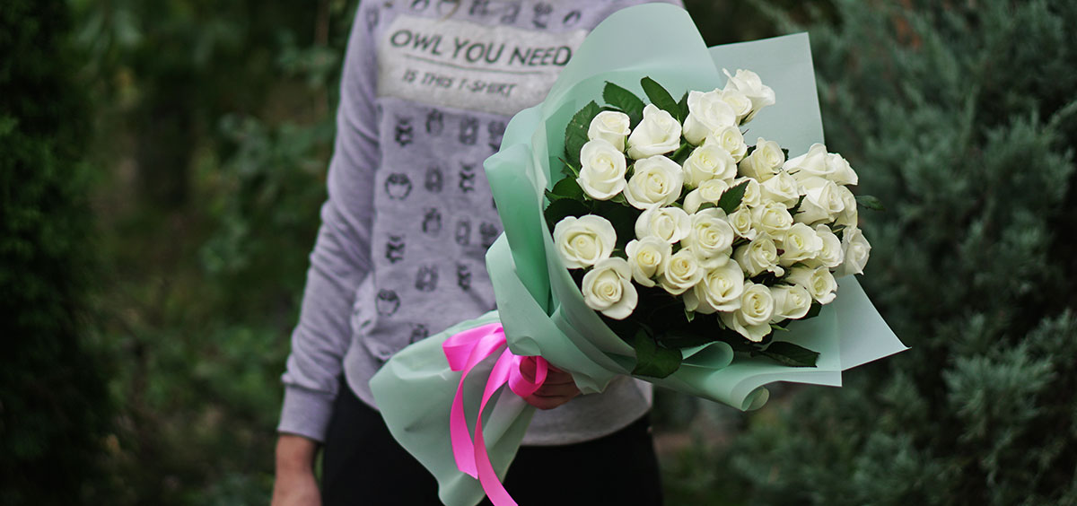 Order Flowers To Kiev Flower Delivery To Whom And When To