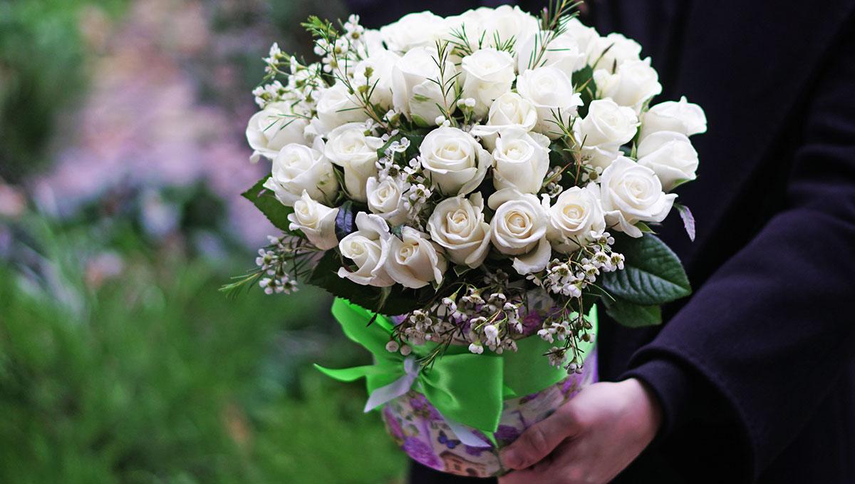 Заказ цветов онлайн в магазине цветов Kvitochka